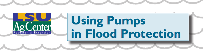Pumps For Flood Protection PDF