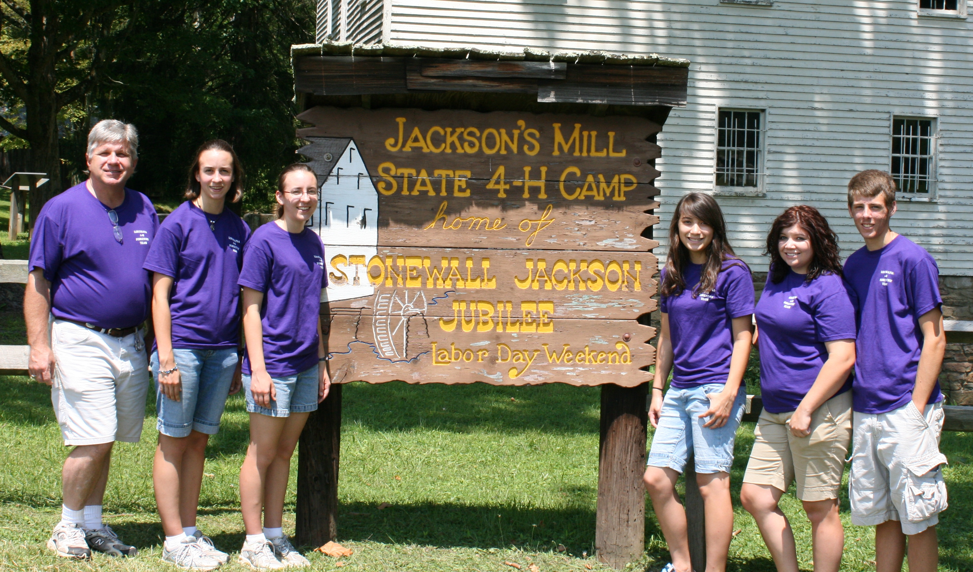 Louisiana 4-H'ers earn 3rd place in national 4-H forestry contest