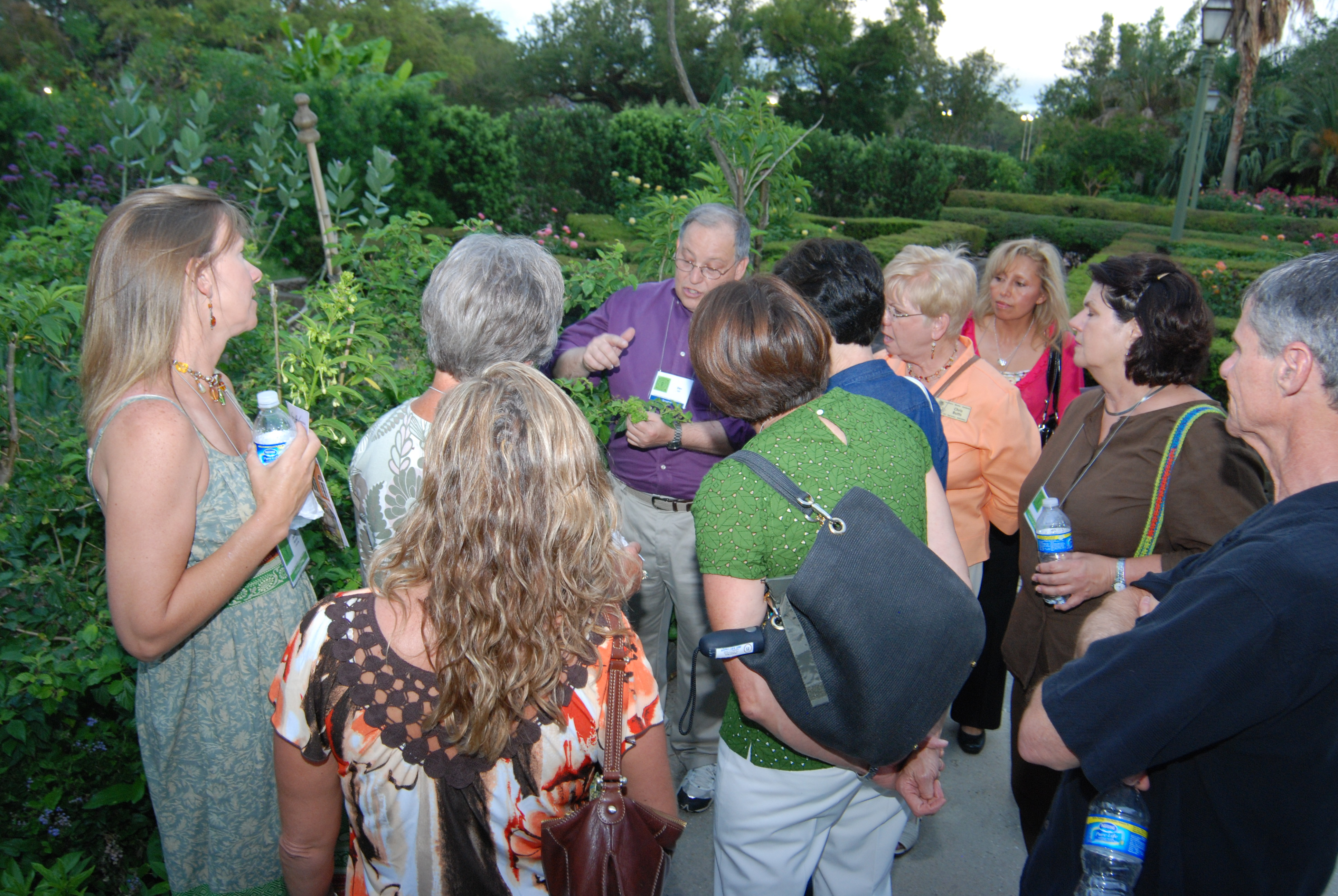 Louisiana Master Gardeners meet, learn at annual conference