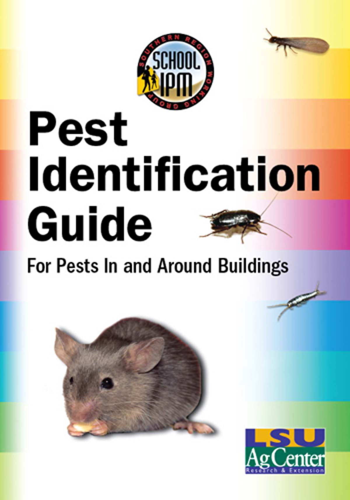 Pest Identification Guide cover shot