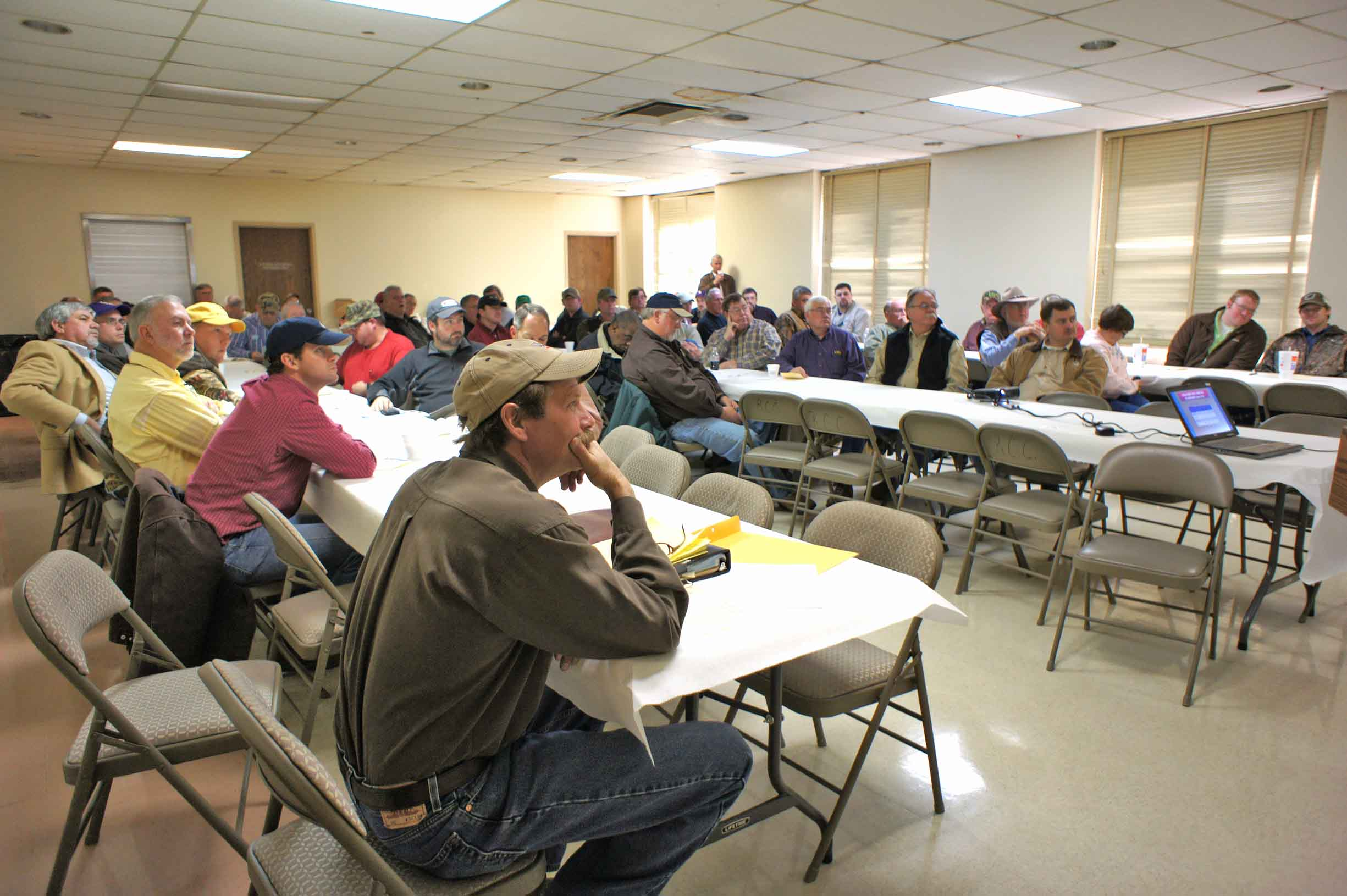 LSU AgCenter announces producer meetings in northeast La.