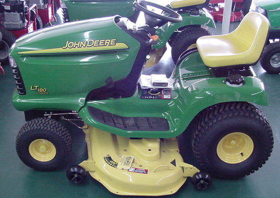 Preventing Overturns With Riding Mowers And Lawn Garden Tractors