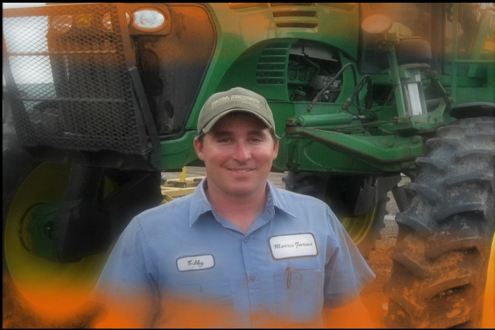 Faces of Lousiana Agriculture: Bobby Morris