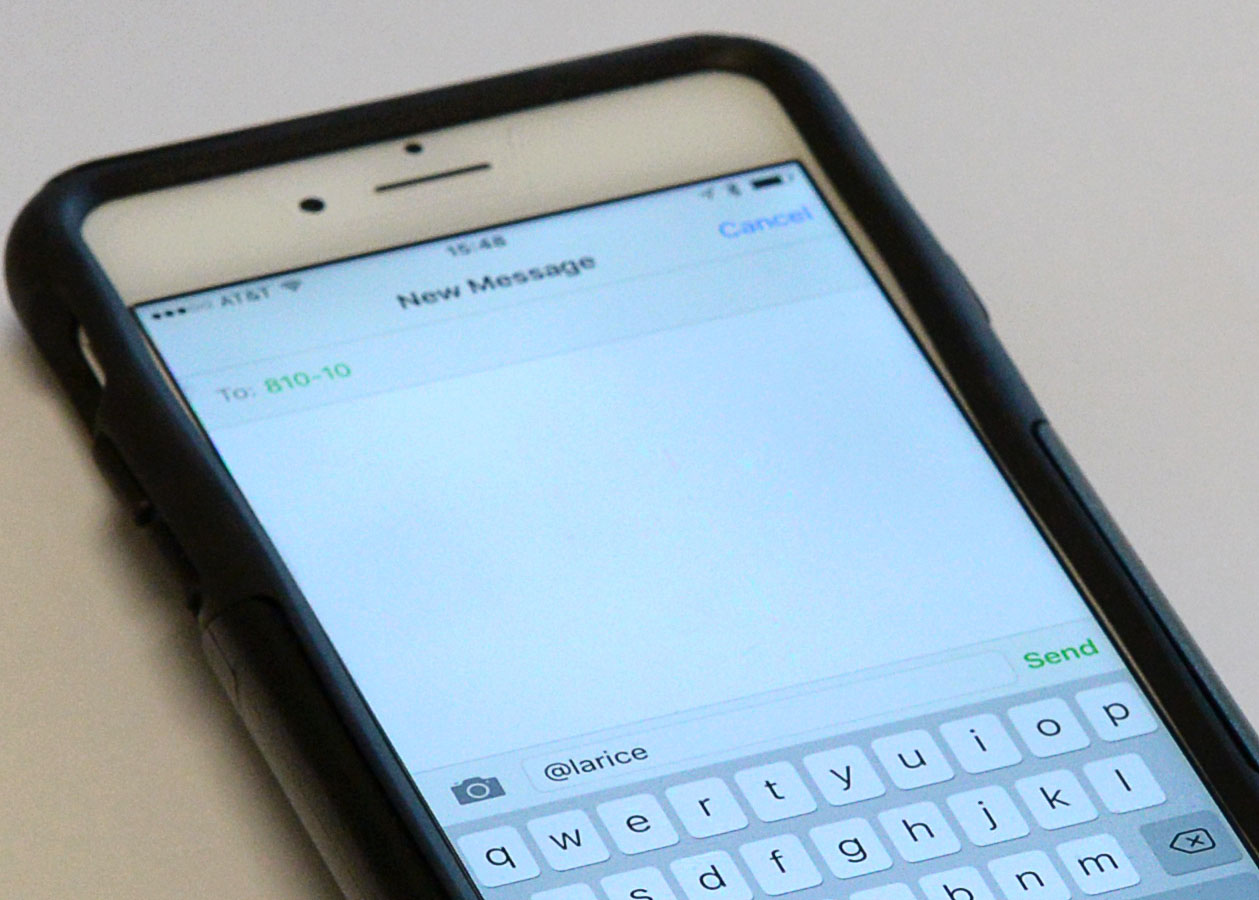 La. farmers stay informed through AgCenter text messages