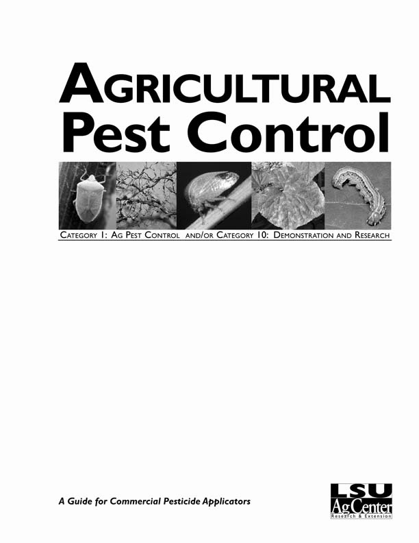 Agricultural Pest Control