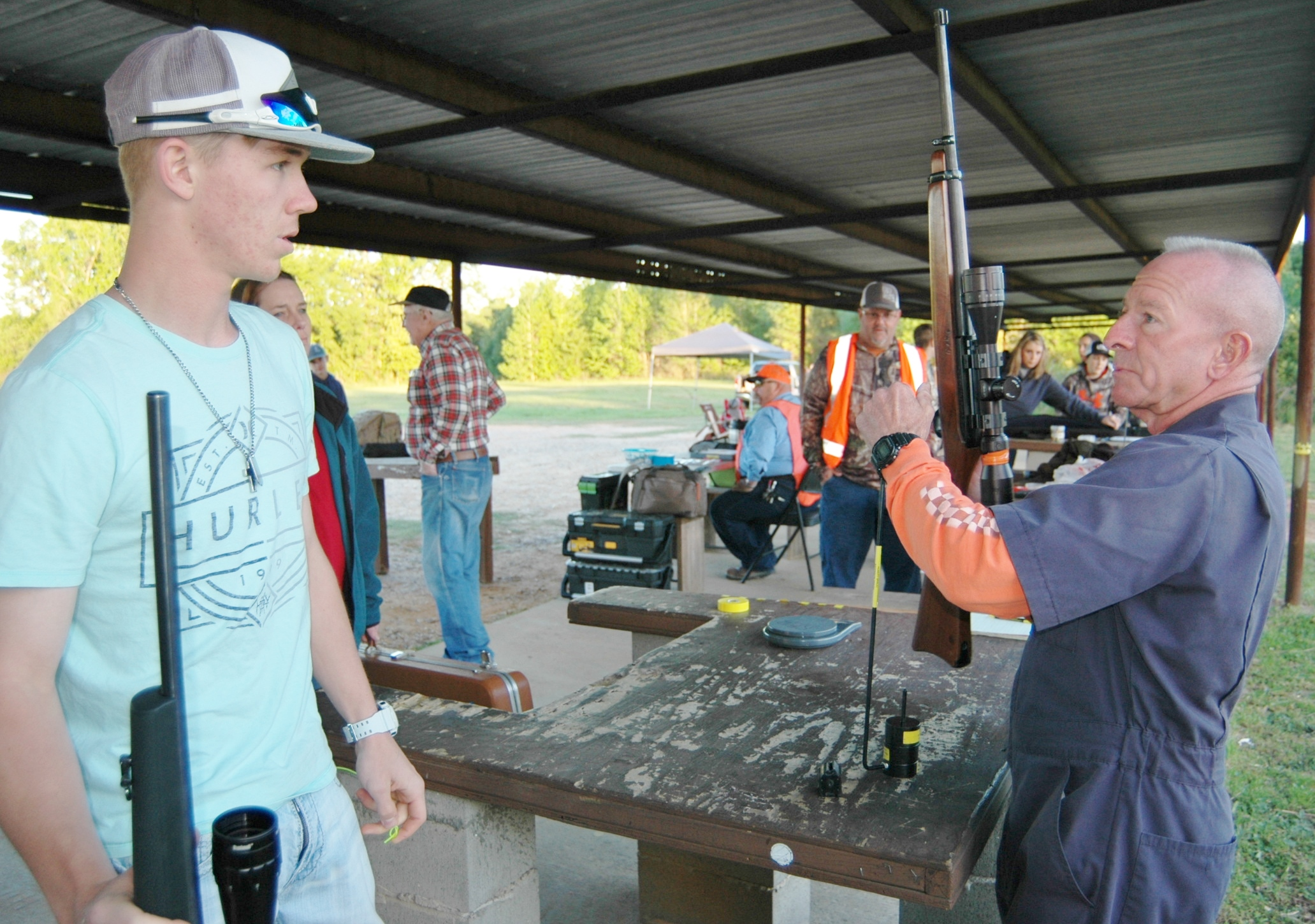 4-H holds state shooting sports competition