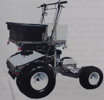Self-Propelled Spreaders And Sprayers For Turfgrass