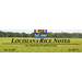 2017 Louisiana Rice Field Notes #9