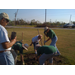 Tree Planting with Terrebonne Parish Tree Board