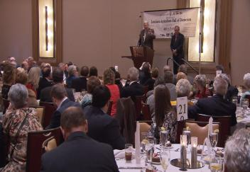 New members inducted into Louisiana Agriculture Hall of Distinction