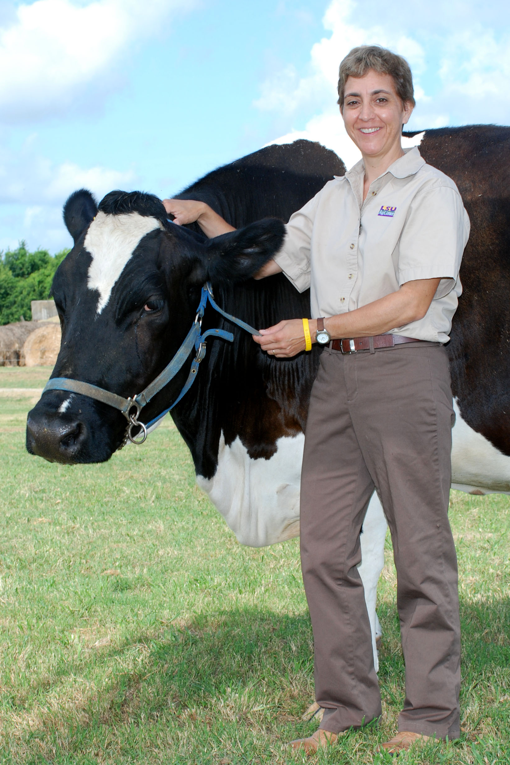 Williams named top dairy science teacher in nation