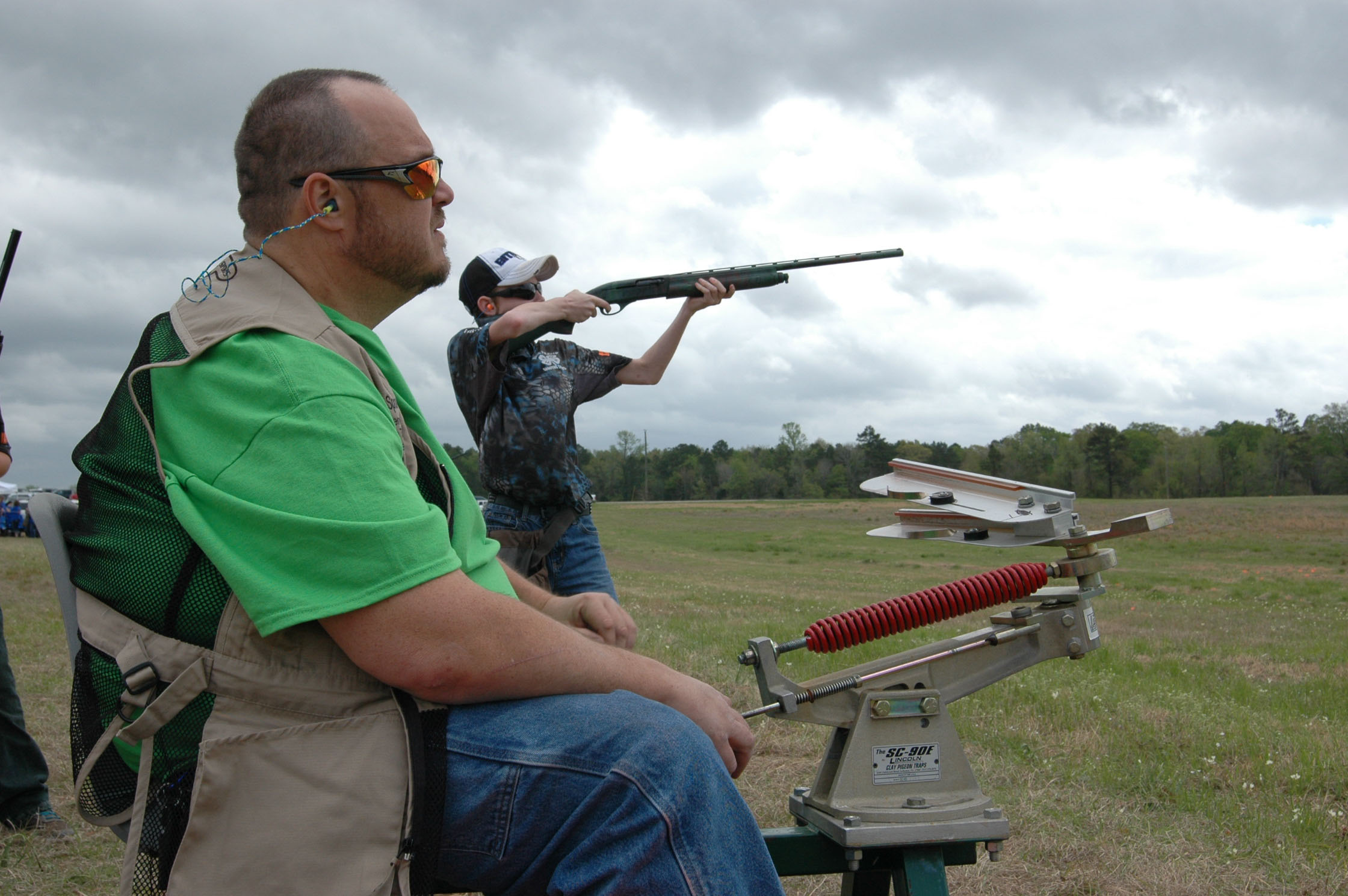 Shooting Sports Has Many Competition Opportunities
