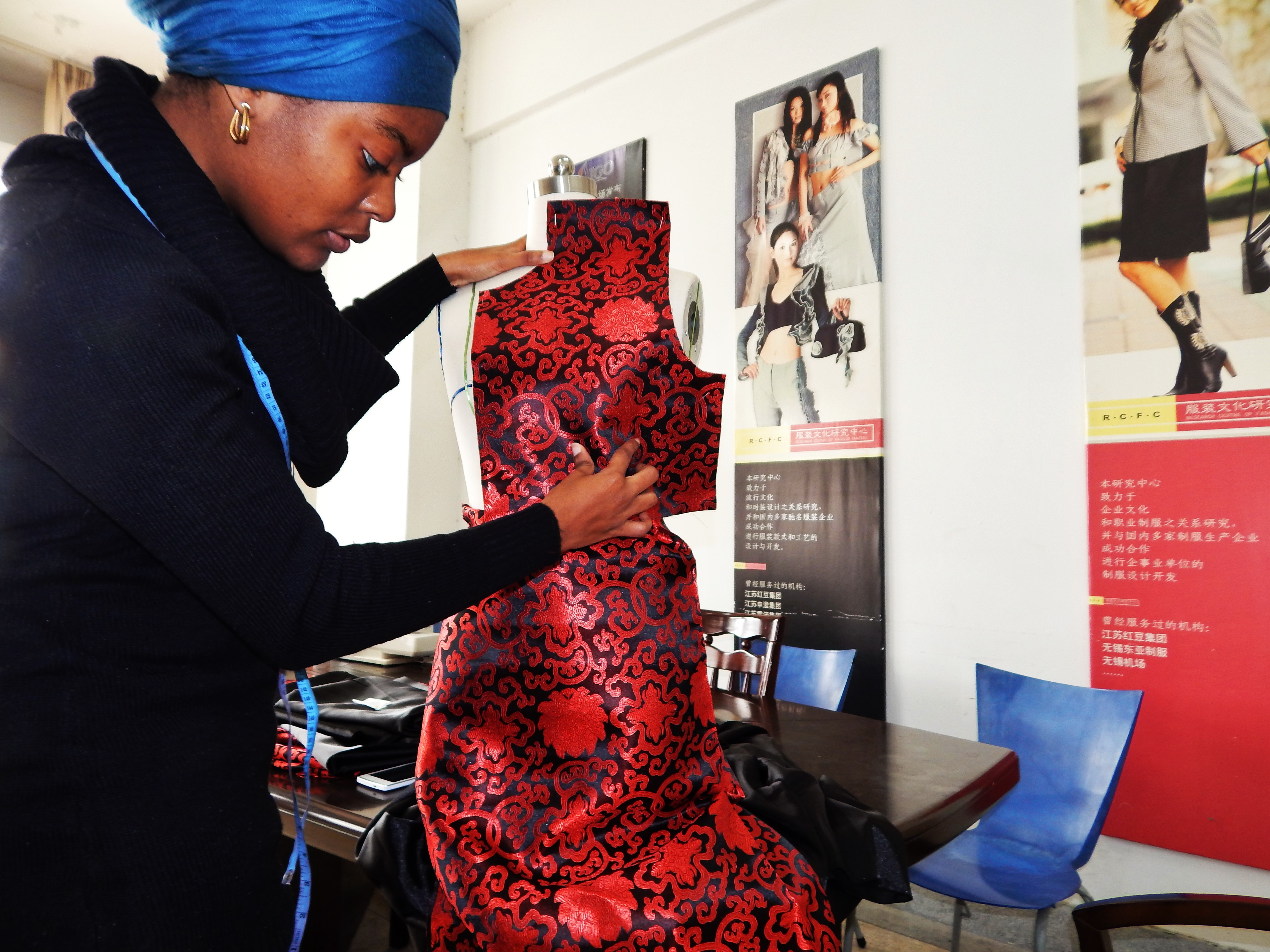 LSU College of Agriculture student finds fashion inspiration in China