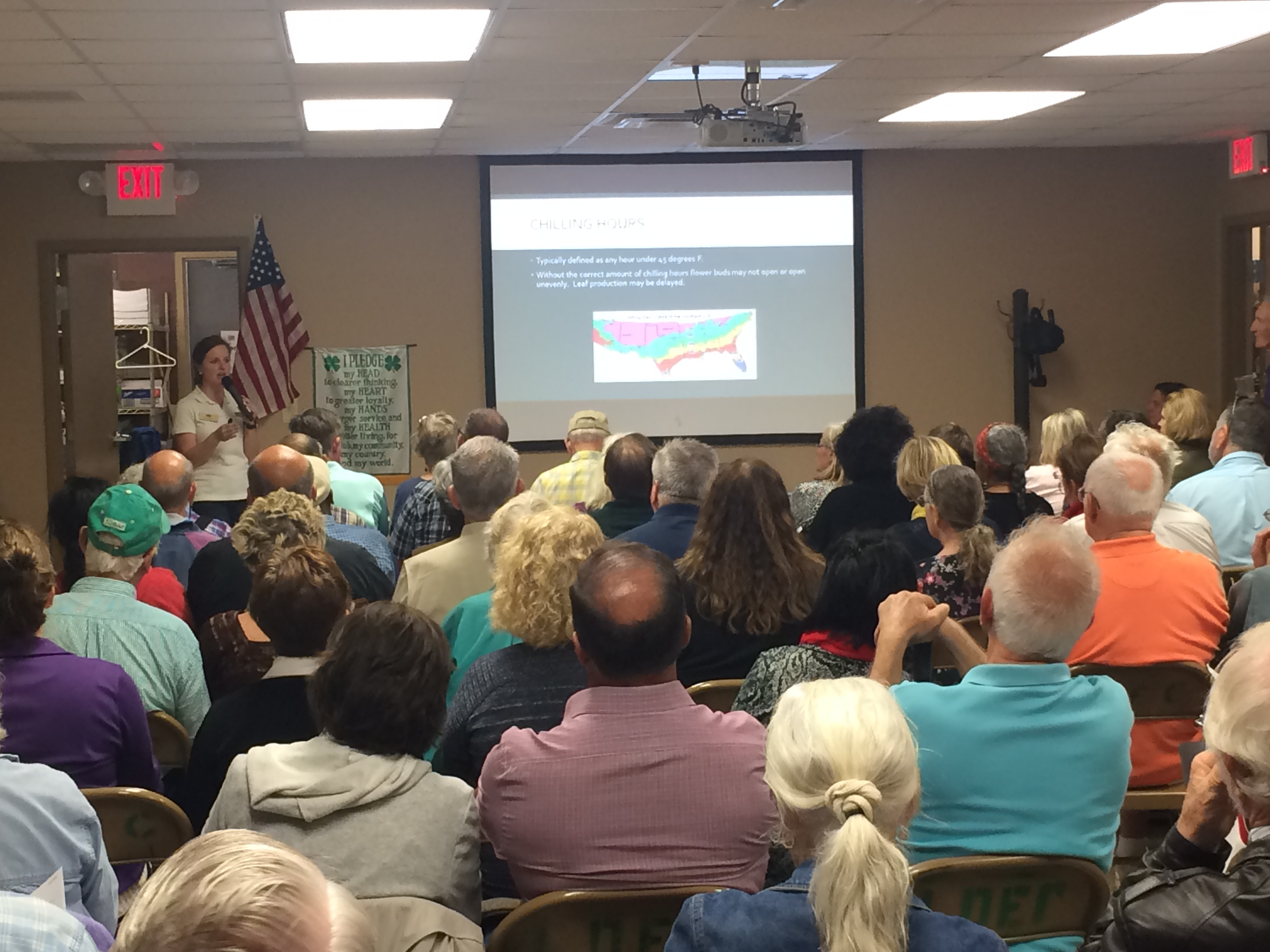 Backyard fruit producers learn basics at symposium