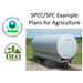 Example Tier 1 SPCC  Plan for Agriculture