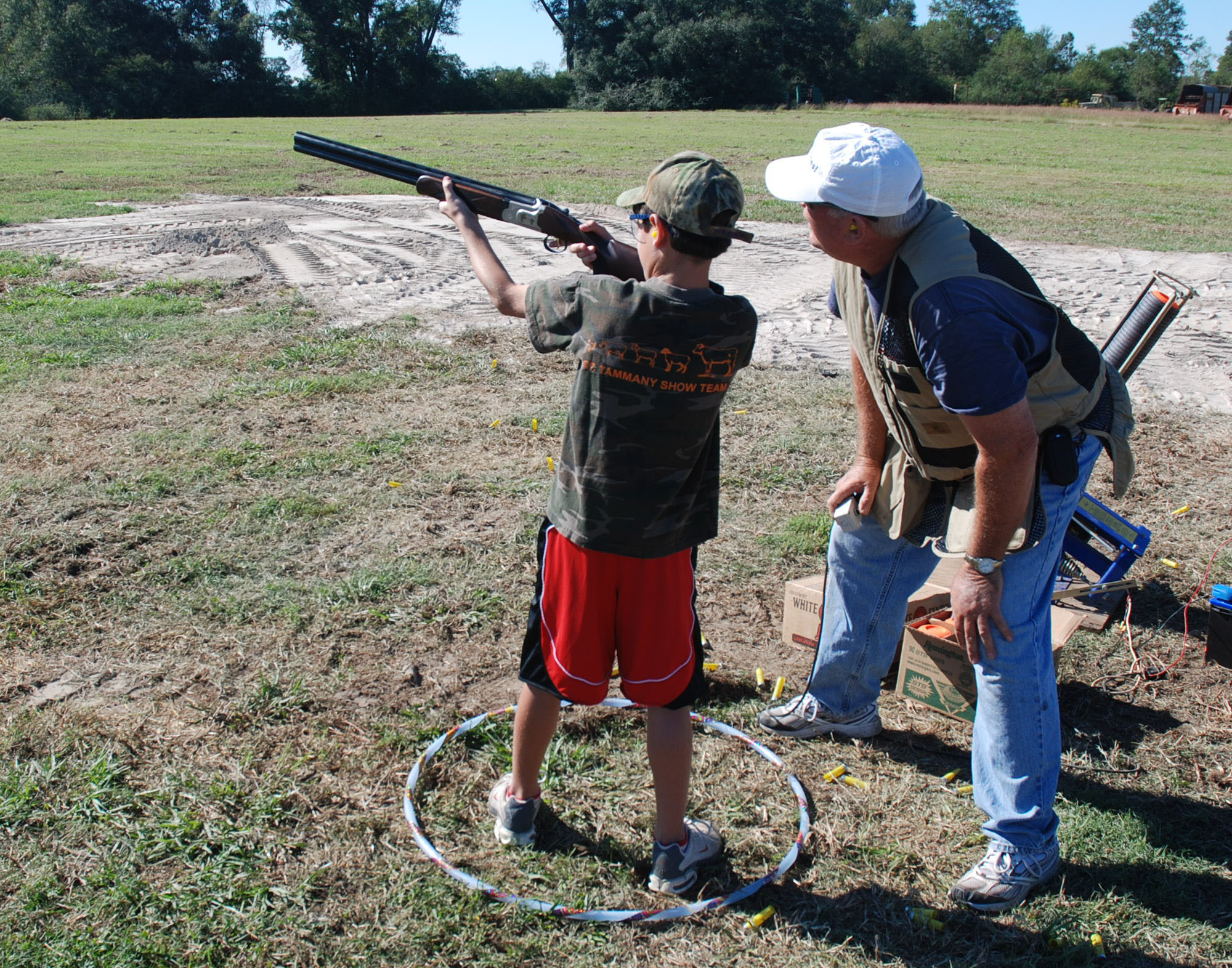 'Shoot, Don't Shoot' Added To Gun Safety Field Day