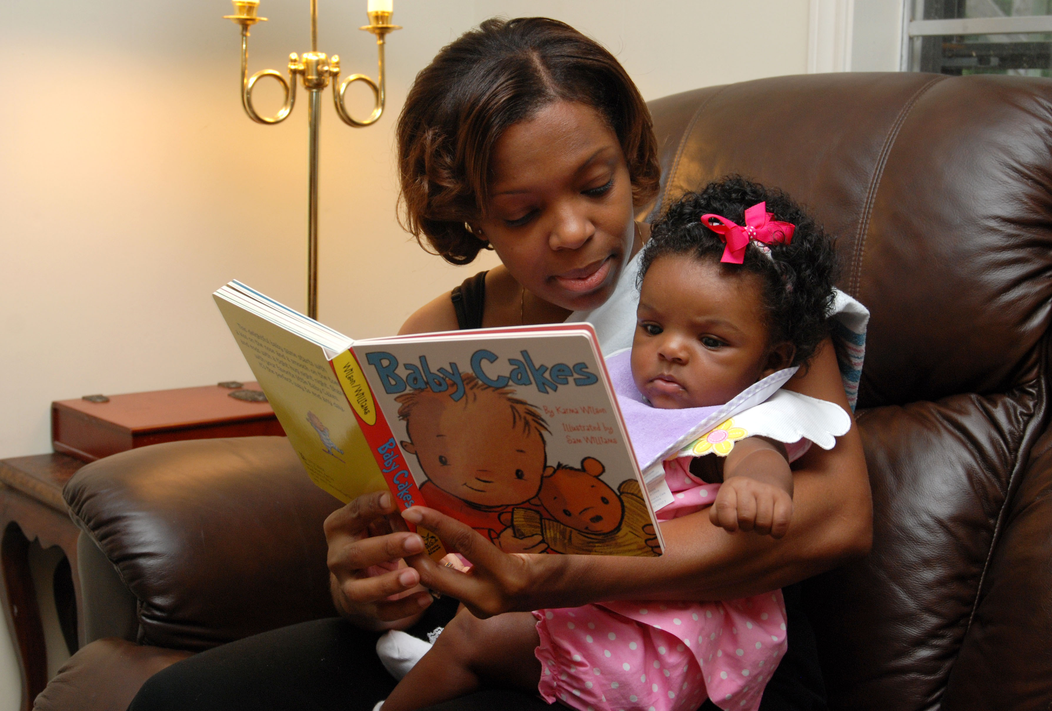 Reading to young ones benefits everyone
