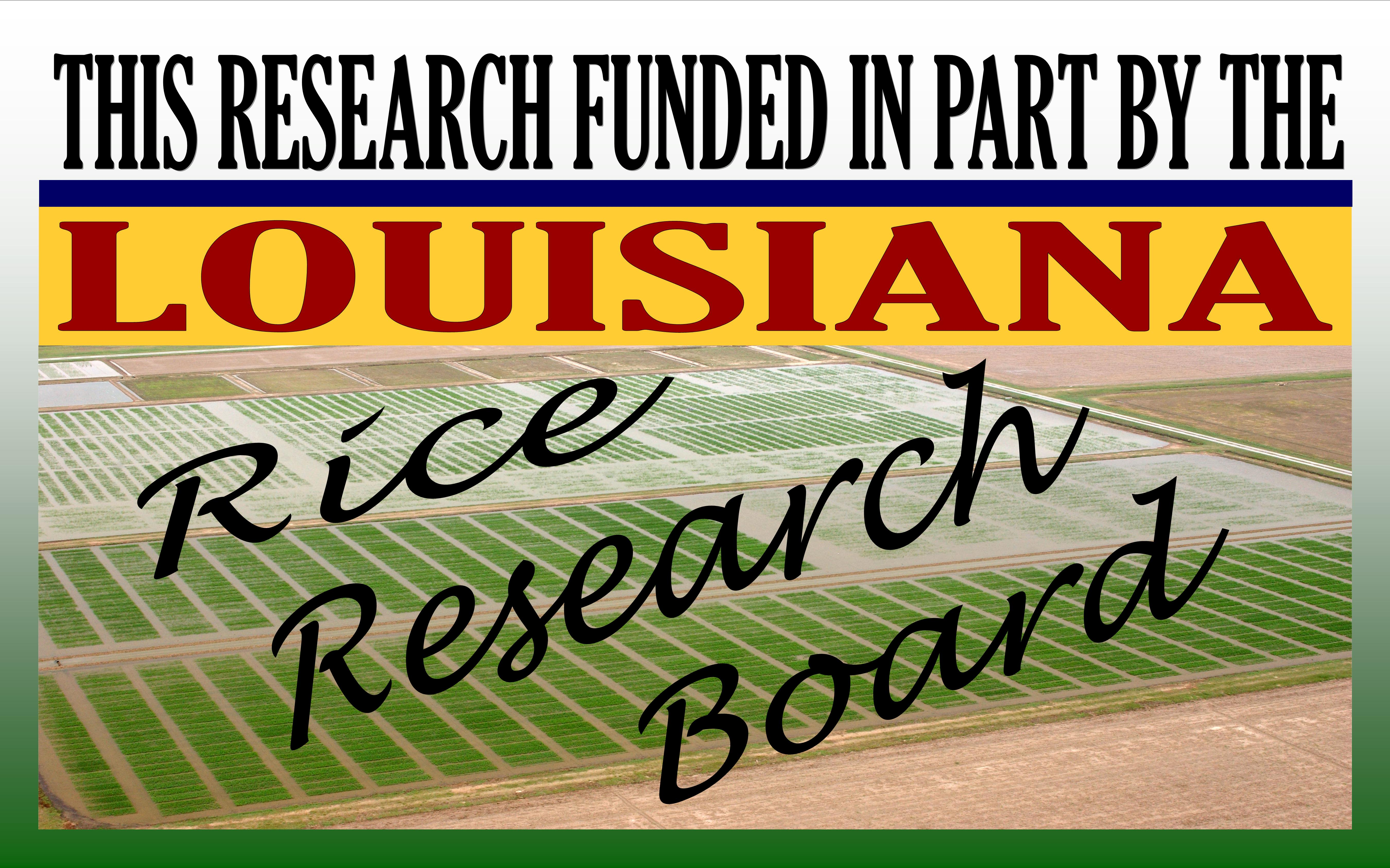 Rice Research Board