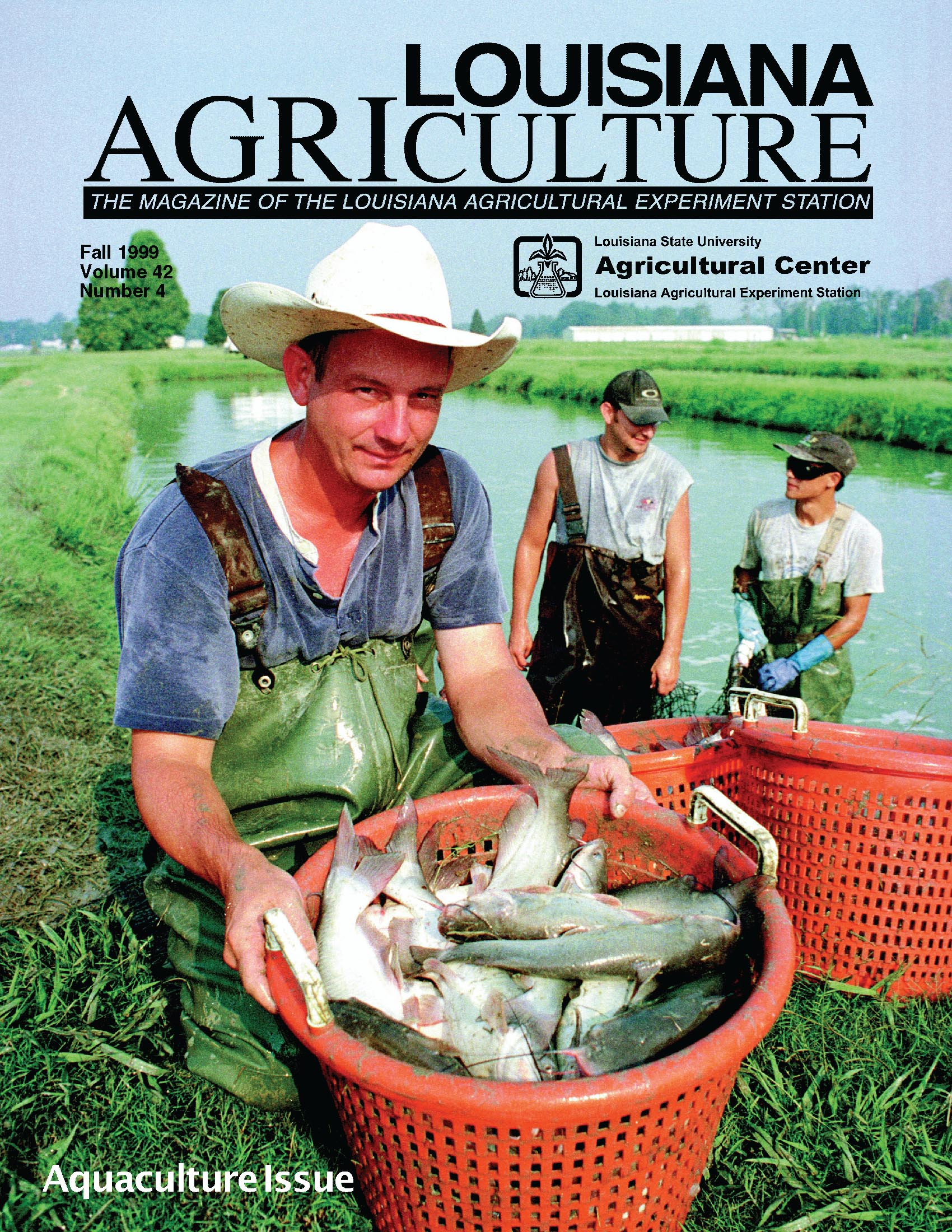 Louisiana Agriculture Magazine Fall 1999