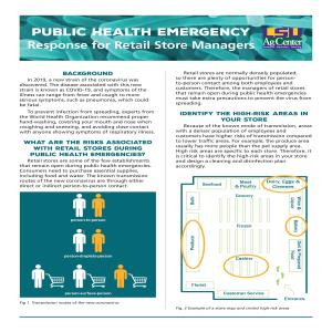 Public Health Emergency Response for Retail Store Managers