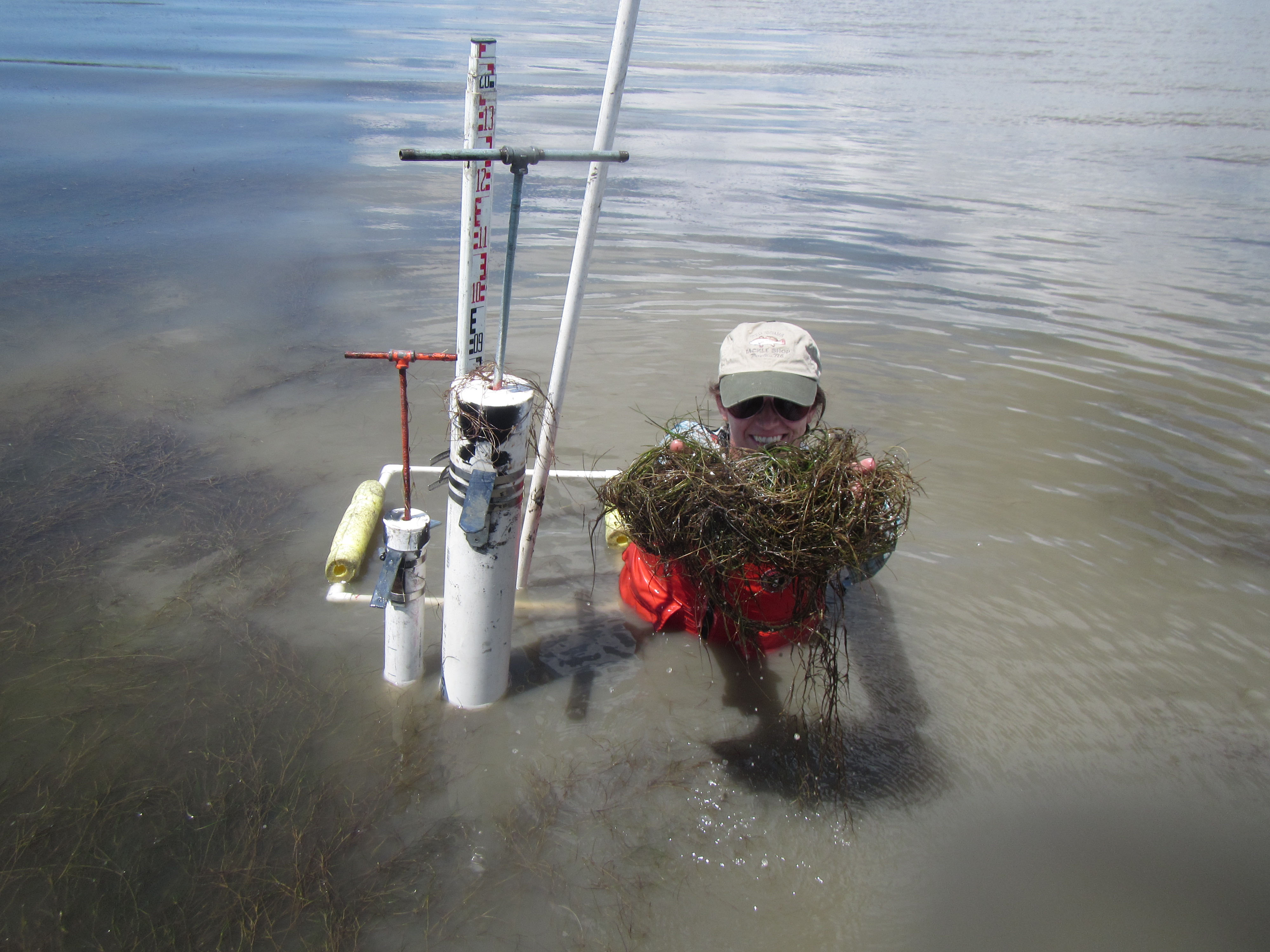 Just Below the Surface: Determining Patterns of a Critical Underwater Resource