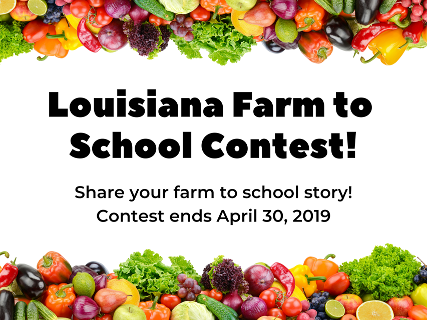 Farm to School Contest