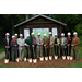 Burden holds groundbreaking for new pavilion