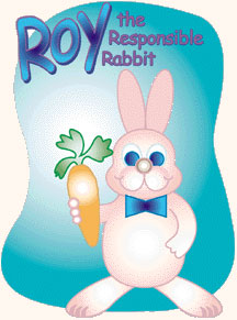 Image of Roy the Rabbit