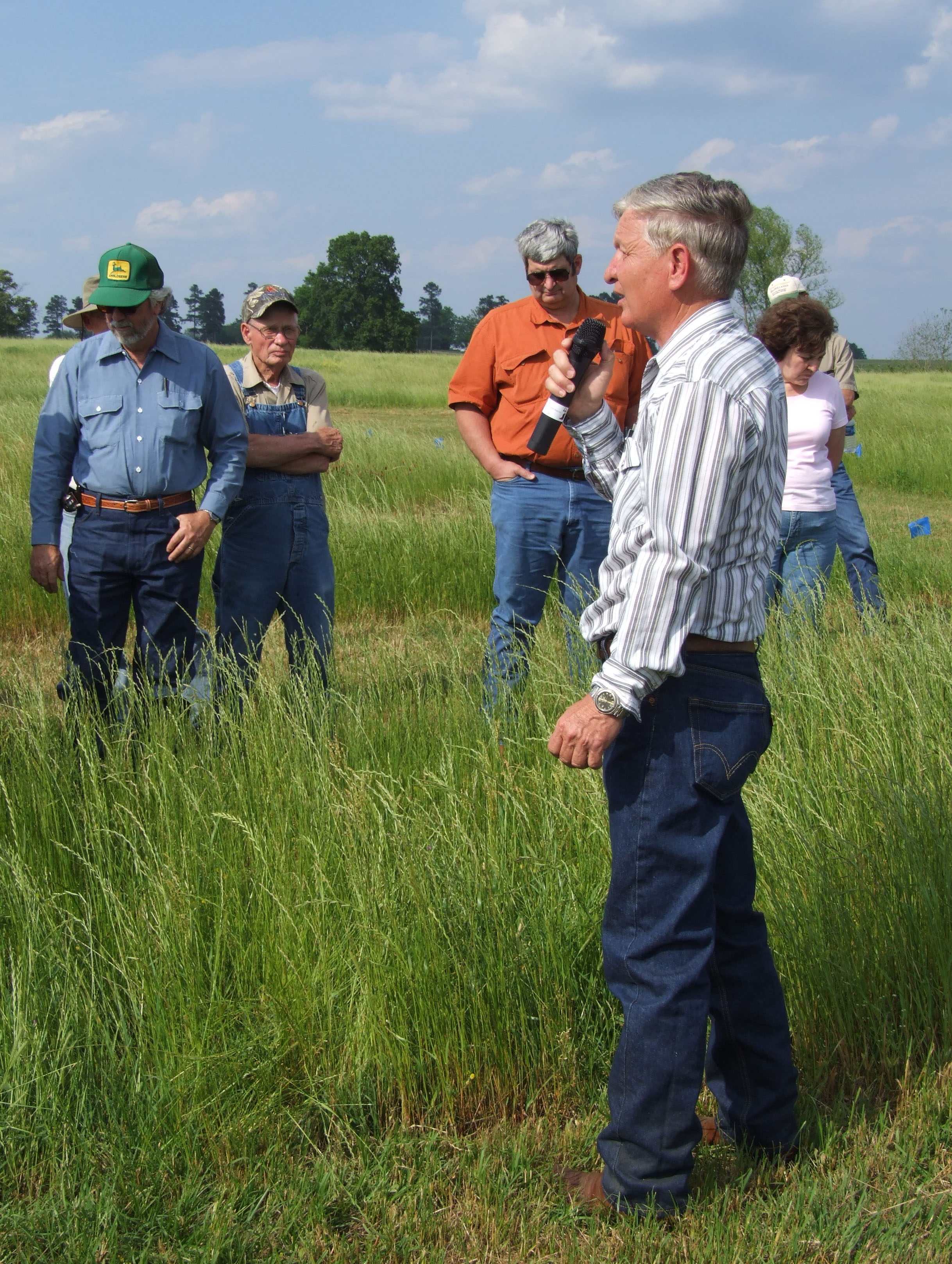LSU AgCenter field day addresses variety of topics