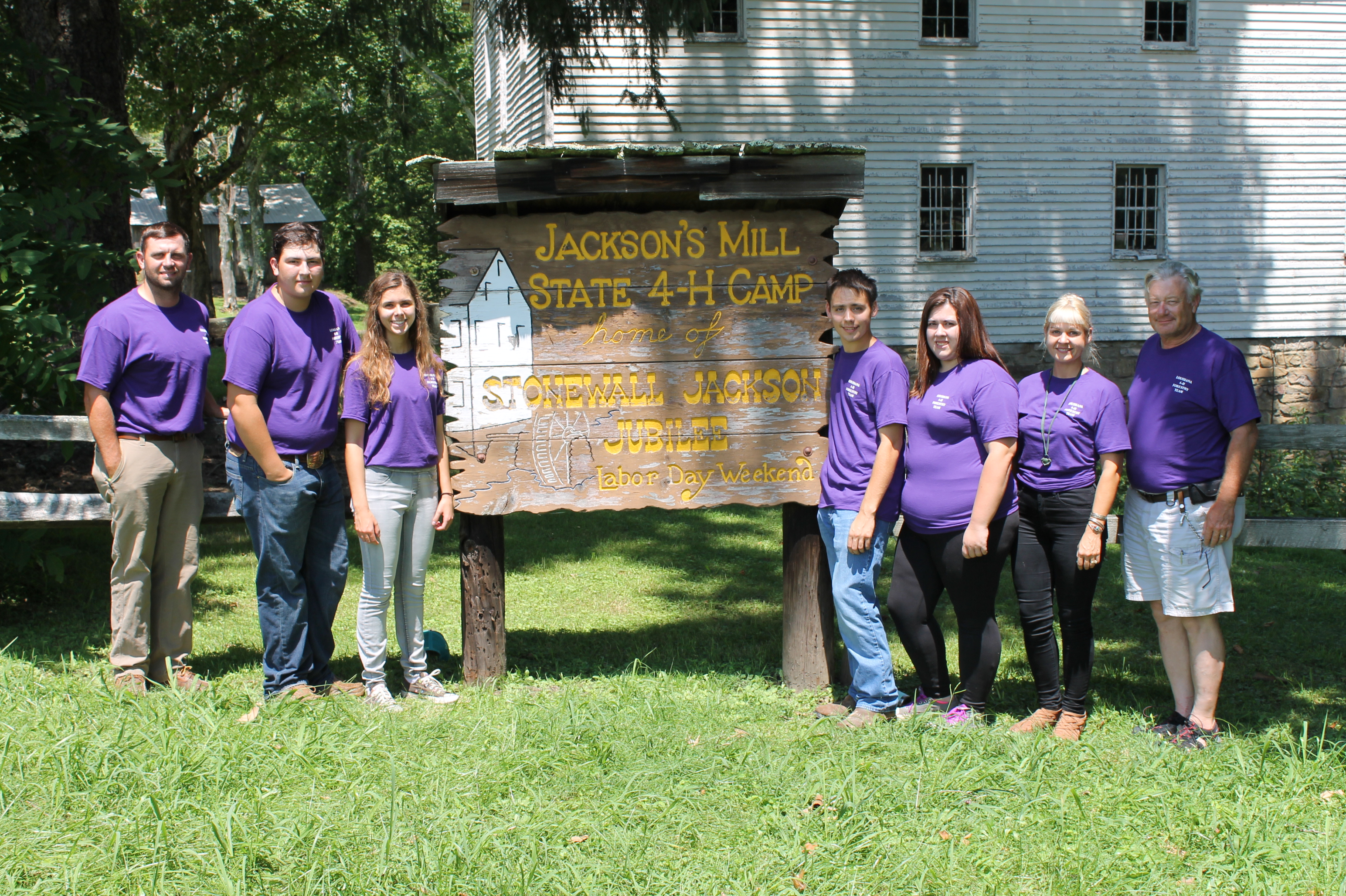 Louisiana 4-H'ers take third place at national forestry competition