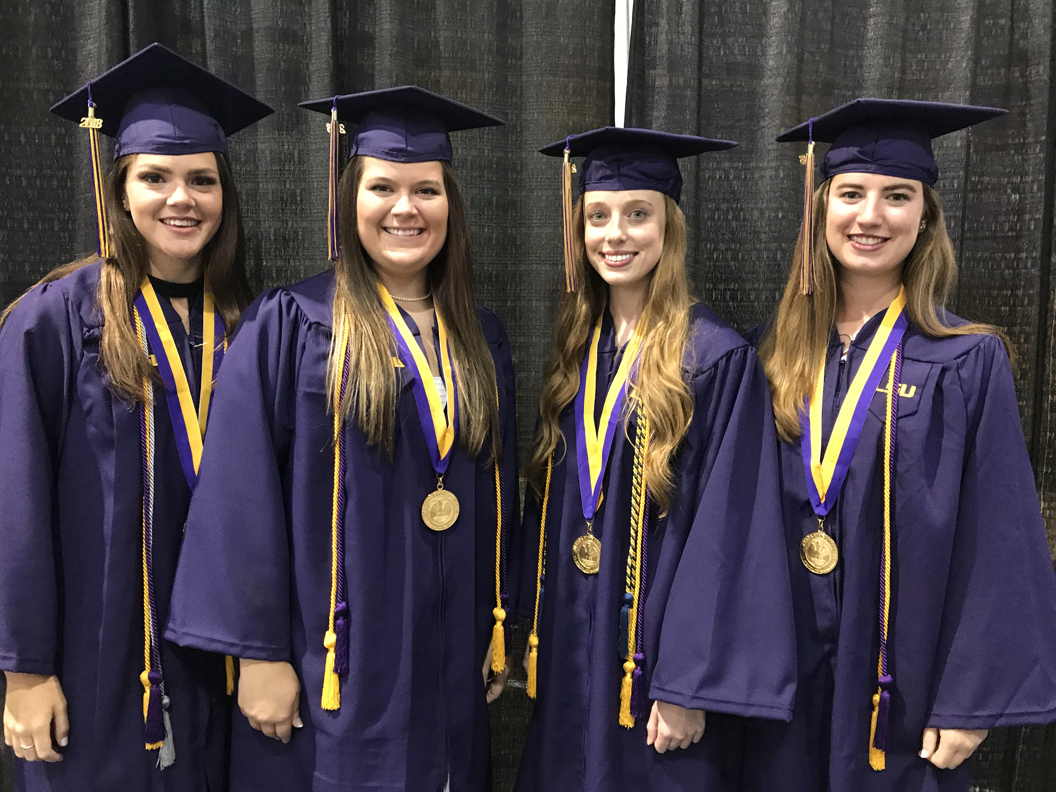LSU College of Agriculture awards 5 University Medals