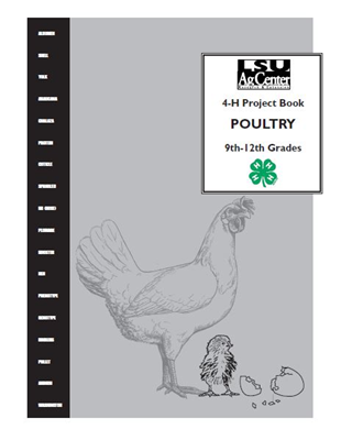 Download the poultry project book for 9th-12th graders