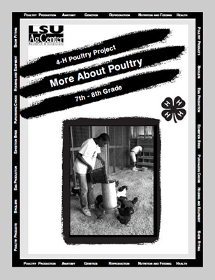 Download the poultry project book for 7th-8th graders