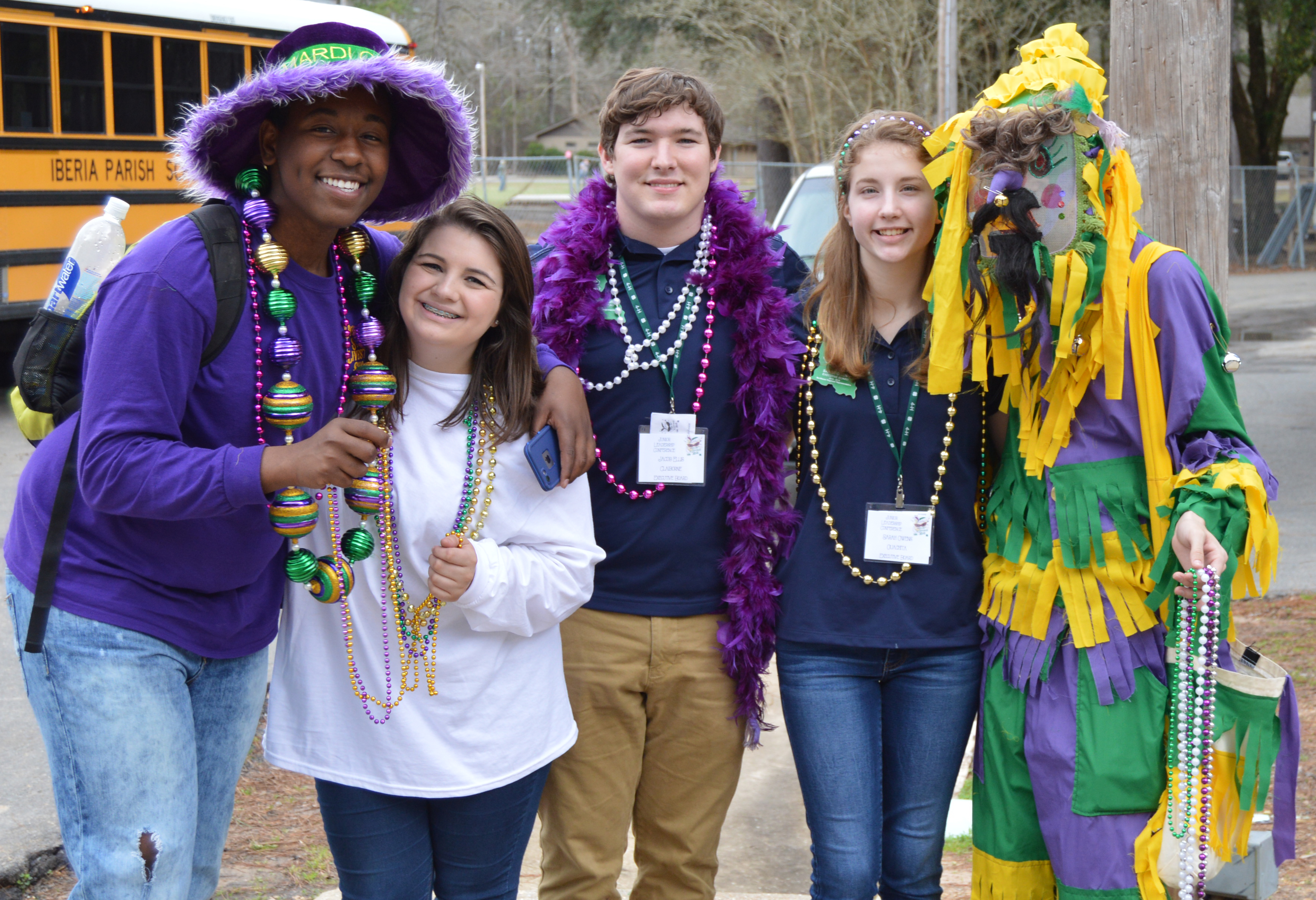4-H leadership conference brings youth together