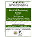 World of Gardening Lecture Series