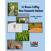 2017 H. Rouse Caffey Rice Research Station Annual Report