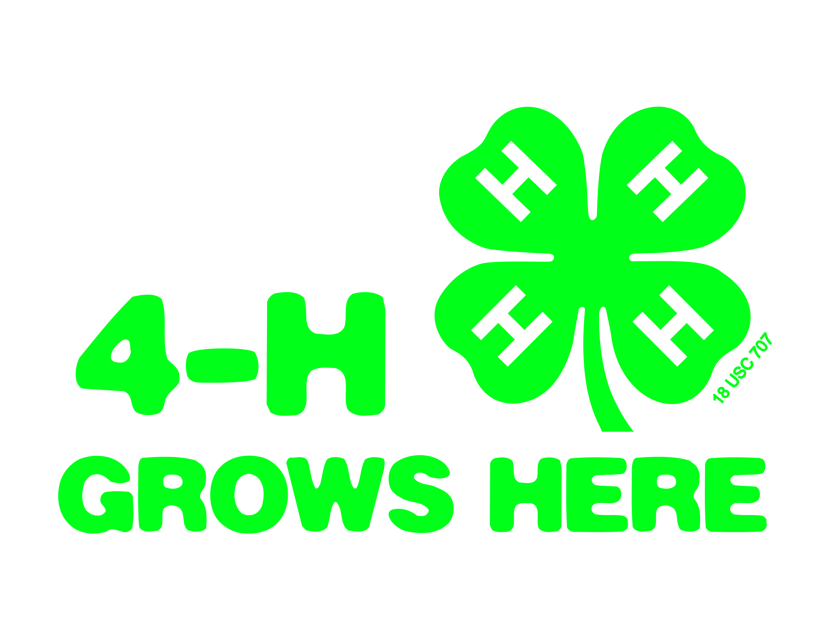 About Livingston Parish 4-H