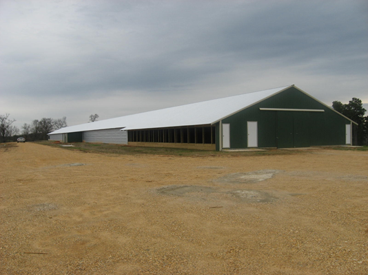Image of Research Poultry House