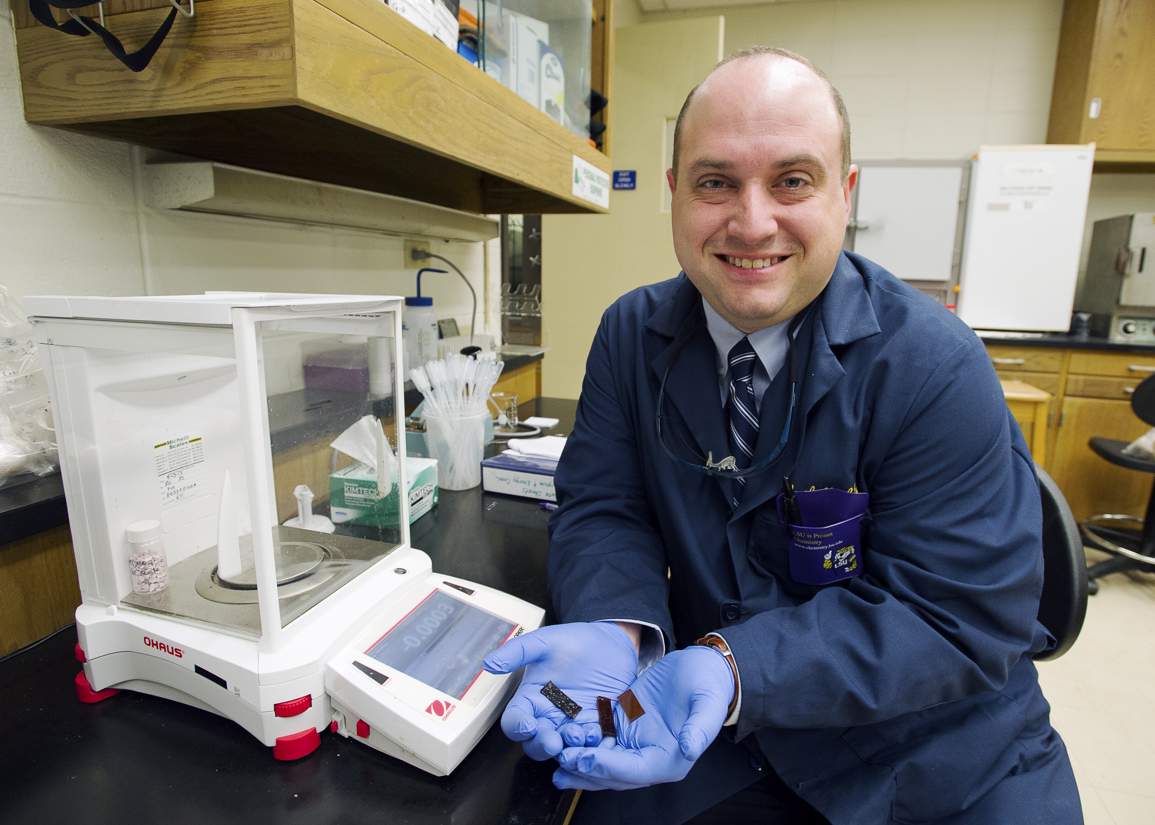 LSU AgCenter researchers receive technology transfer grants