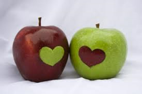 Apples Hearts