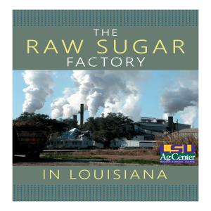 The Raw Sugar Factory in Louisiana