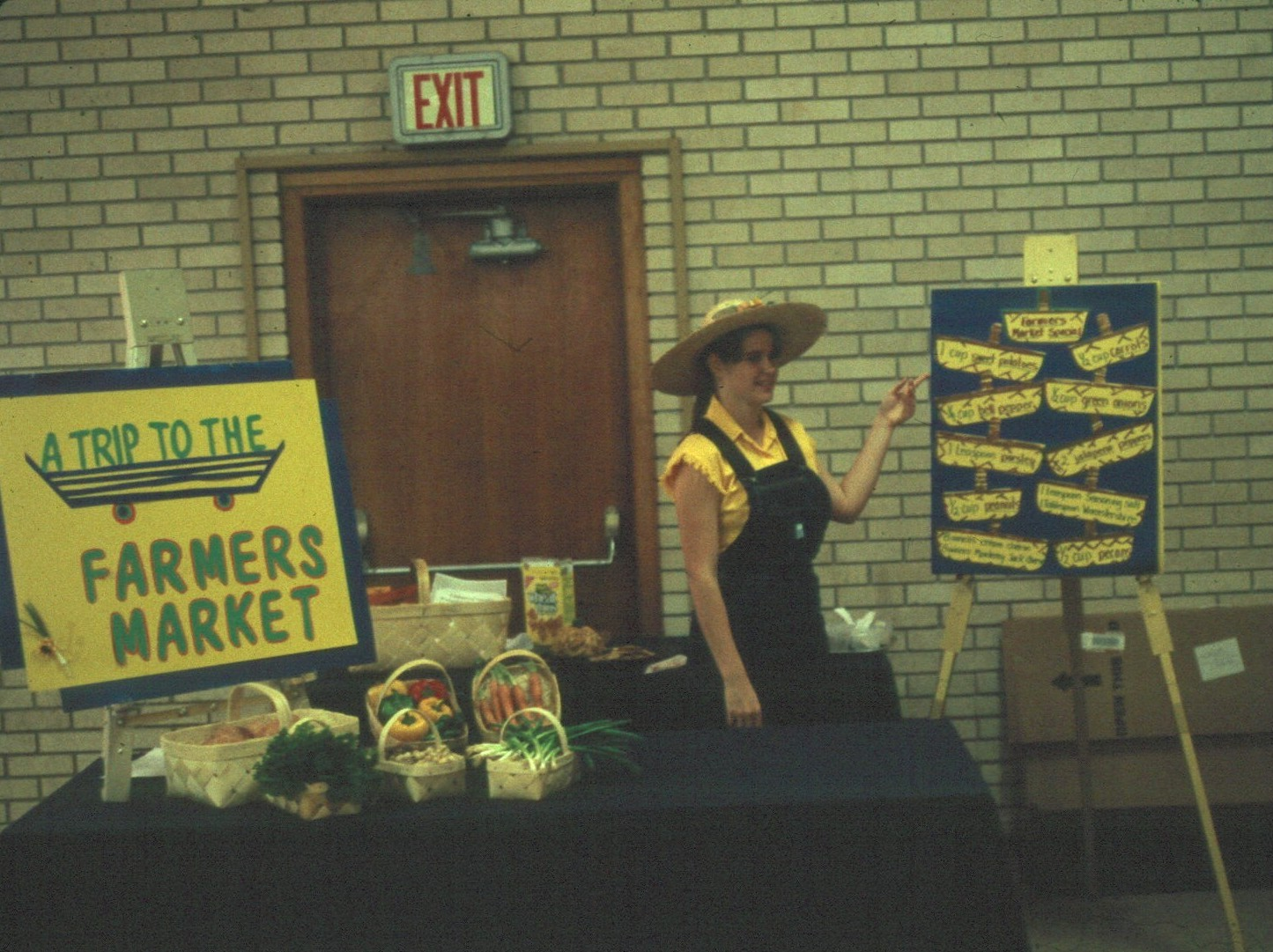 Horticulture Demonstrations Overview