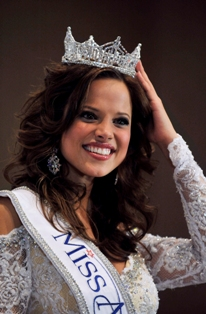 Former Miss America Credits 4-H with Passion for Service