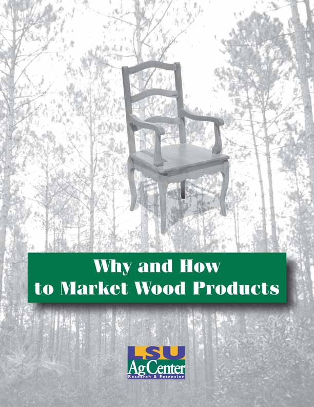 Why and How to Market Wood Products