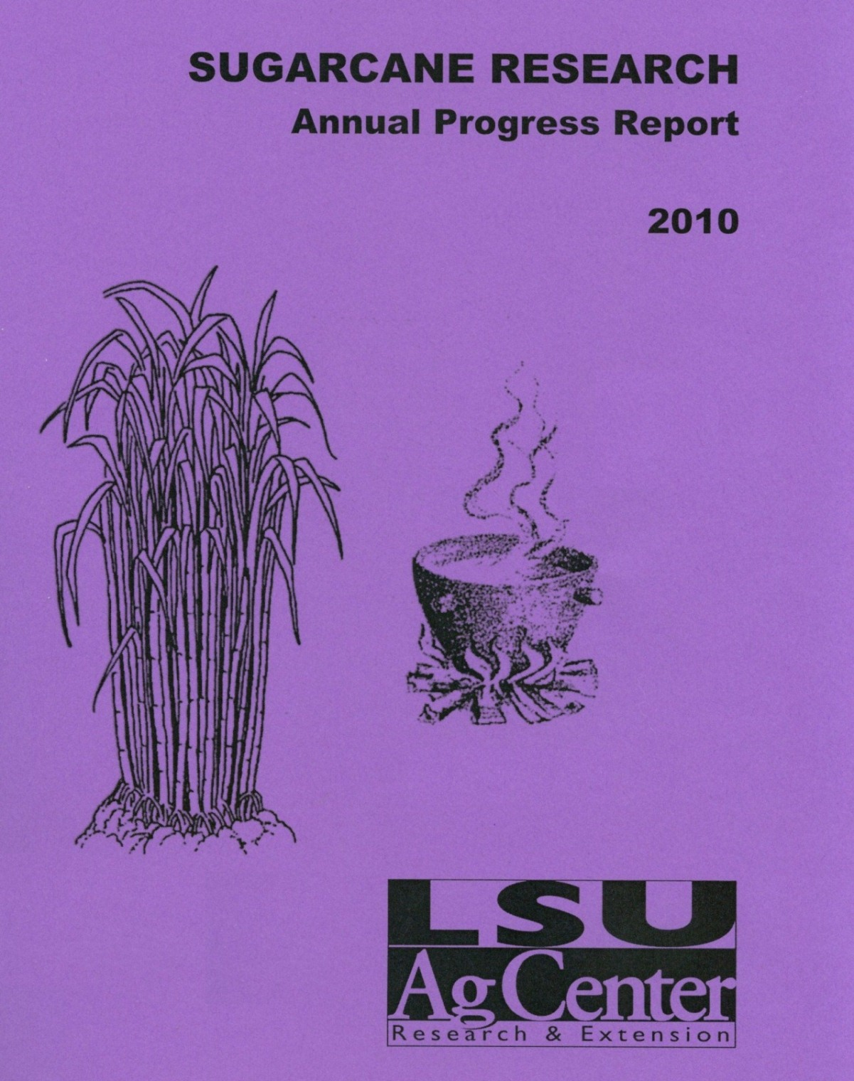 2010 Sugarcane Annual Report