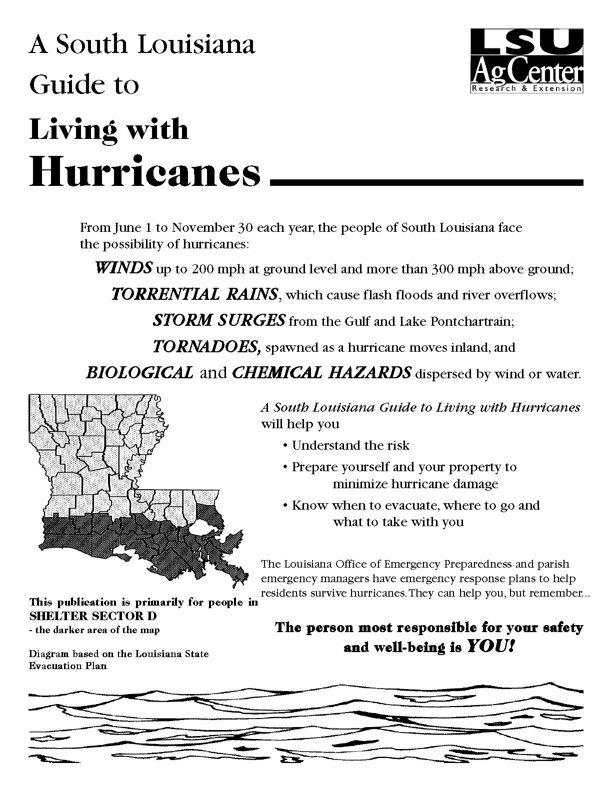 A South Louisiana Guide to Living with Hurricanes