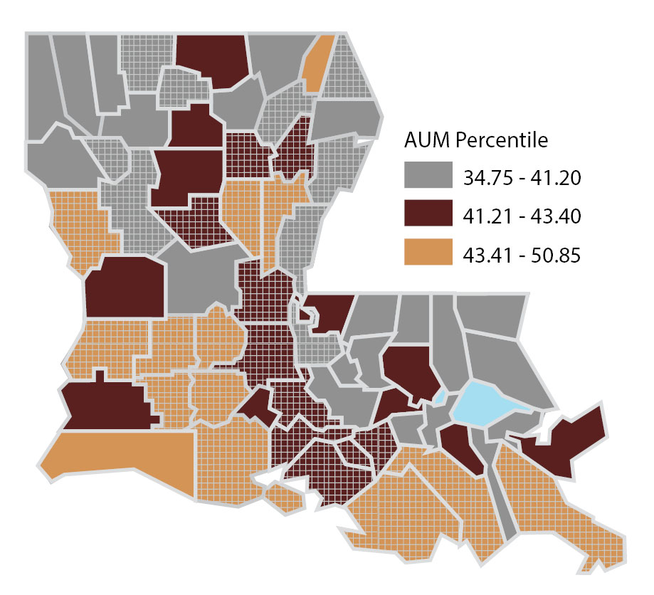 Measuring the Economic Futures of Louisiana's Rural Children