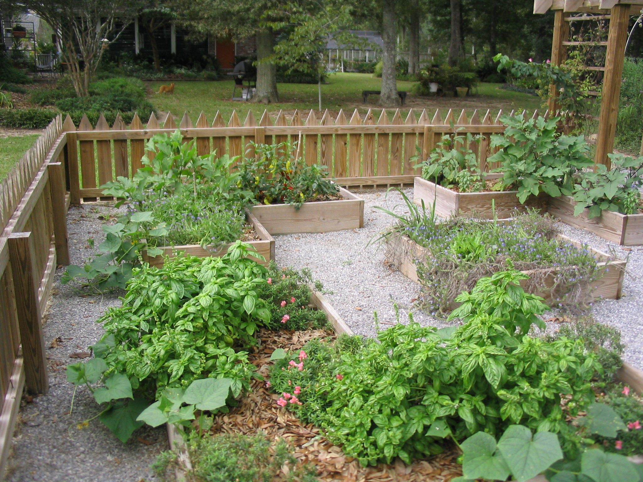 Take A Look At Raised Bed Gardens
