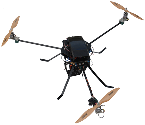 Photo of aerial drone