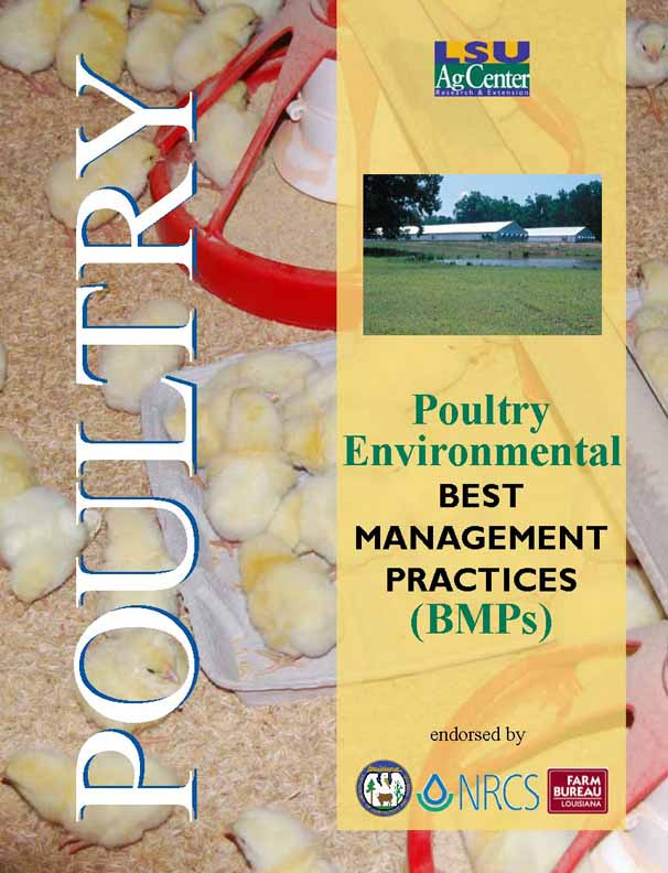 Poultry Production Best Management Practices